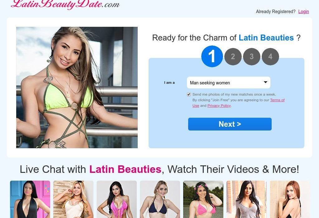 Latin Beauty Date Post Thumbnail